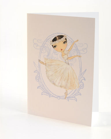 Greeting Card - Queen of the Wilis
