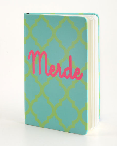Mini Journal - Merde