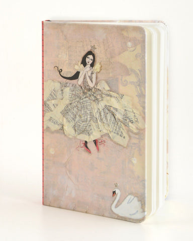 Mini Journal - Swan Dance