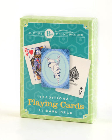 Playing Cards - Arabesque