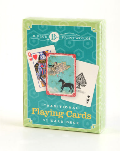 Playing Cards - Theater of Dreams