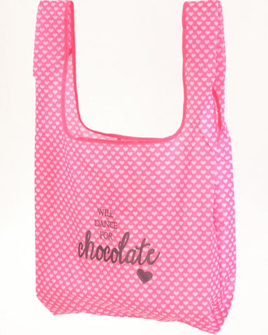 Shopping Tote - Will Dance or Chocolate