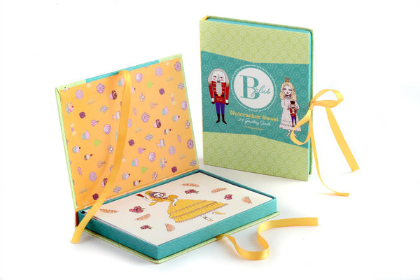 Boxed Note Card Set