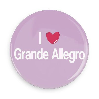 Button - I Love Grande Allegro