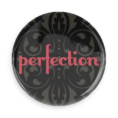 Pocket Mirror - Perfection