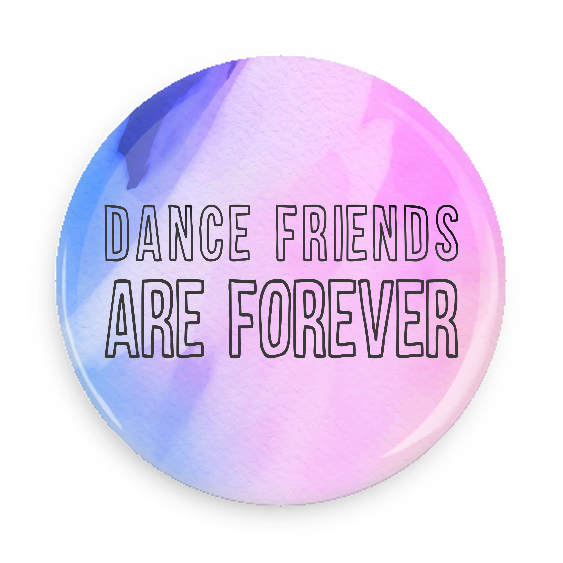 Pocket Mirror - Dance Friends Are Forever