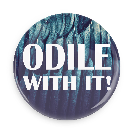 Pocket Mirror - Odile With It!