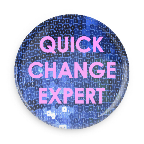 Button - Quick Change Expert