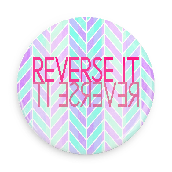 Pocket Mirror - Reverse It