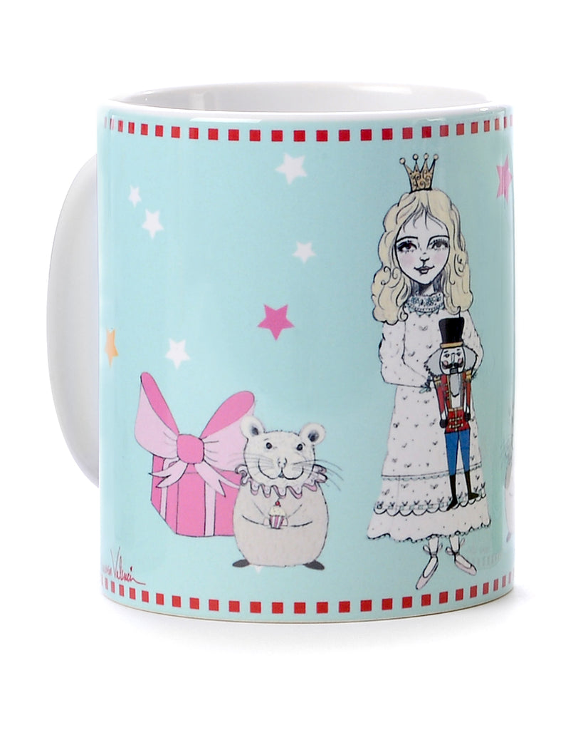 Coffee Mug - Clara & Mouse