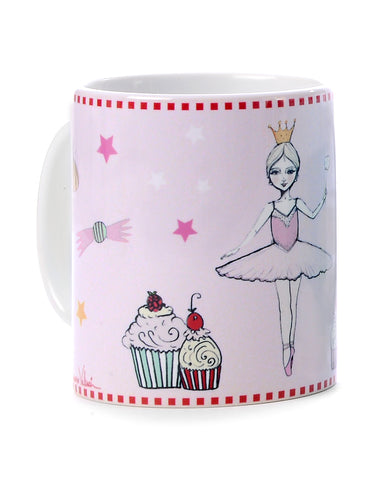 Coffee Mug -Sugarplum & Cupcake