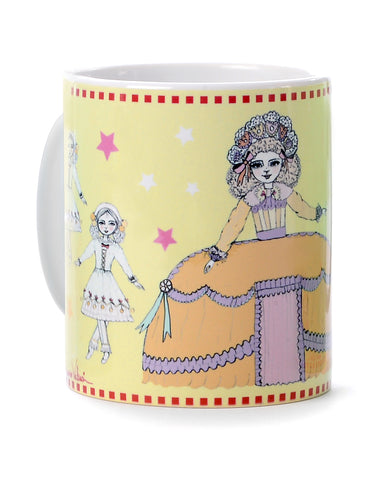 Coffee Mug - Mother Ginger & Polichinelle