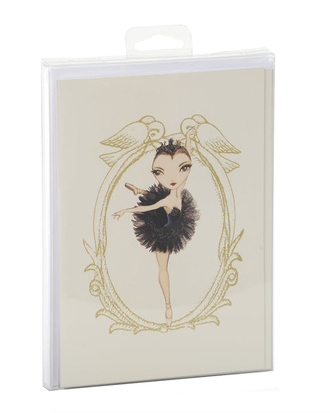 Boxed Greeting Card Set - Ballet Papier Collection