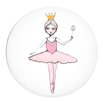 Pocket Mirror - Sugarplum Fairy 2