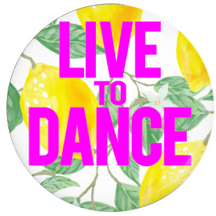 Button - Live To Dance (Lemon)