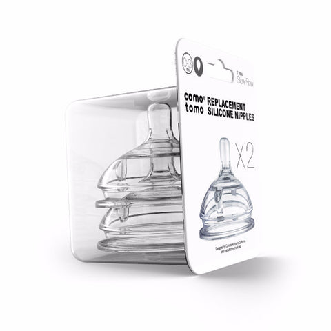 Baby Bottle Nipple Pack