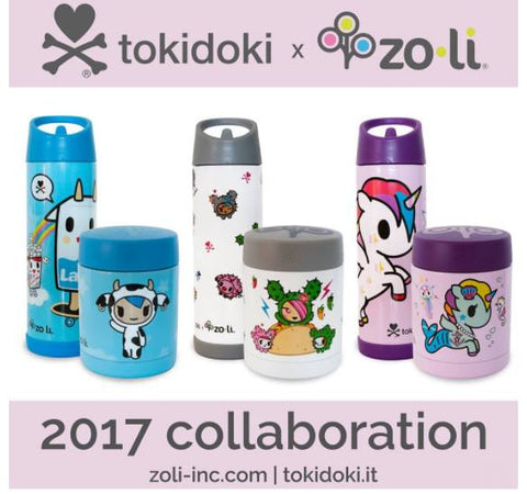 Toki DINE 12oz. Vacuum Insulated Food Container (2017 LTD ED)