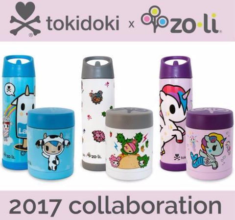 Toki PIP 16oz. Vacuum Insulated Sprout Drink Bottle (2017 LTD ED)
