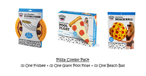 Pizza Inflatables Combo Pack