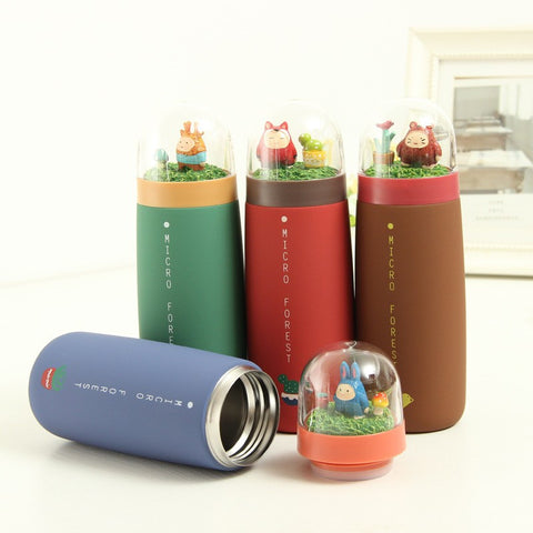 Scenery Cap 12oz. Insulated Drink Bottle/Flask