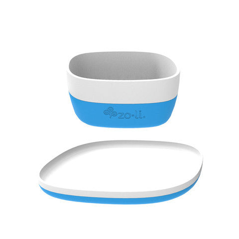 NOSH Ceramic Bowl & Plate Set