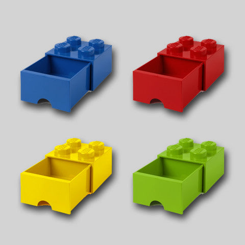 LEGO Storage 1 Drawer - 4 Bricks