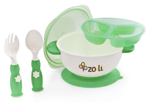 STUCK Suction Bowl Feeding Kit