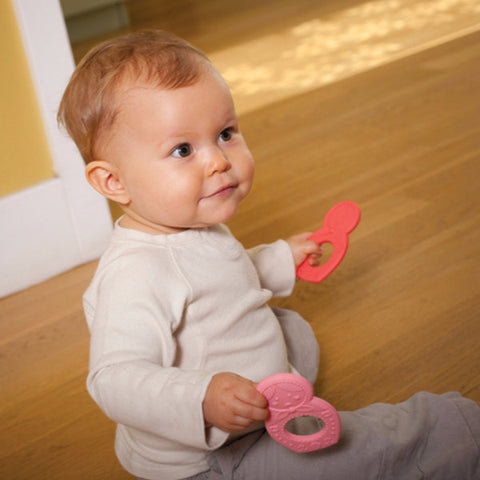 Silicone Teether (set of 2)