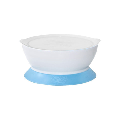 12oz Toddler Suction Bowl w/ Lid