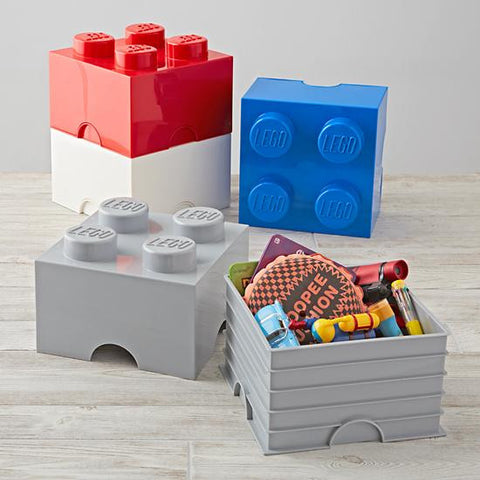 LEGO Storage Box - 4 Bricks