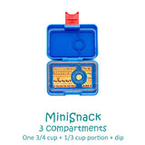 MiniSnack - 3-compartment