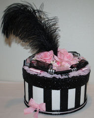 Creative Fantasy Boxes Party Theme Centerpieces
