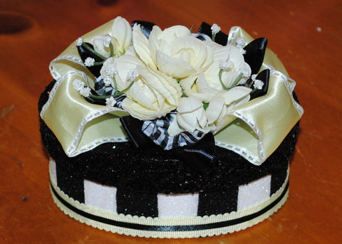 """The Kathie"" GIFT BOX/Cake Topper"