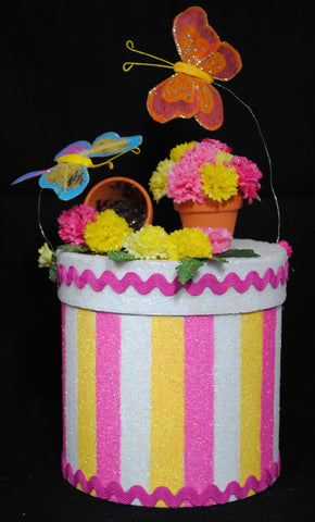 """Pots of Posies"" GIFT BOX"