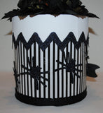 """Spidery"" HALLOWEEN Centerpiece/Gift Box/Memory Box"