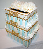 Tower Wedding Card Reception Box