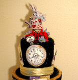 """Alice in Wonderland"" Centerpiece"