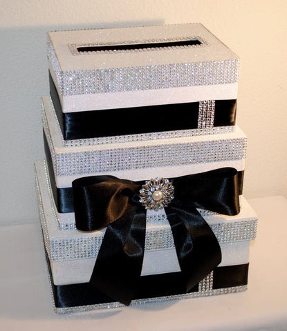 Bow Tie Classic/Bling Card Box