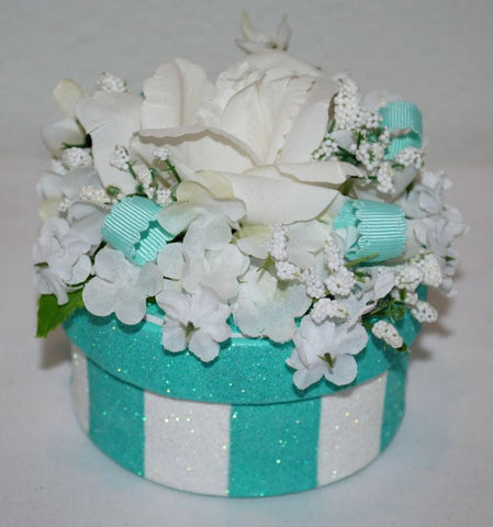 Tiffany Gift Box/Keepsake Box