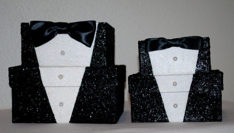 Groomsmen Keepsake Gift Box