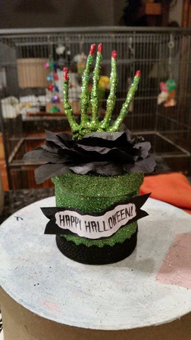 HOLIDAY SPIRIT WICKED WITCH HALLOWEEN BOX