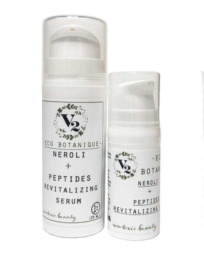 Neroli + Peptides Revitalizing Serum, 1 oz