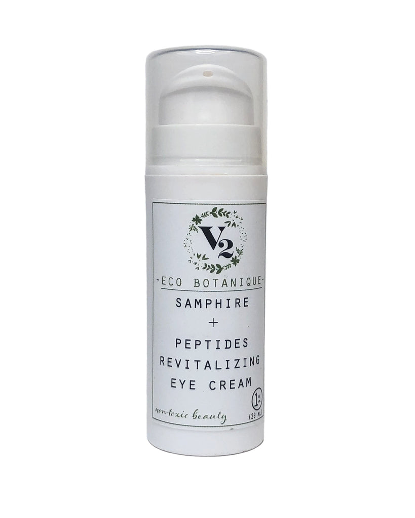 Samphire + Peptides Revitalizing Eye Cream