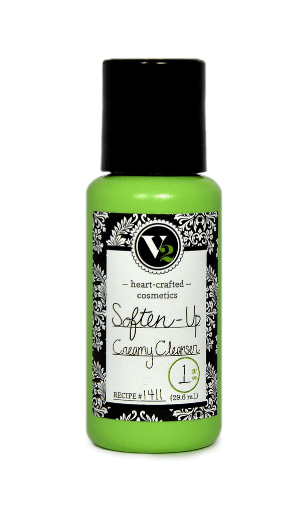 V2 Soften Up: Creamy Cleanser