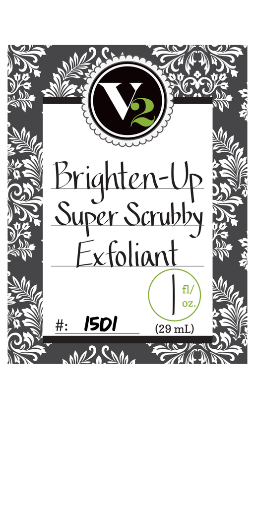 V2 Brighten Up Super Scrubby Exfoliant - 1 oz