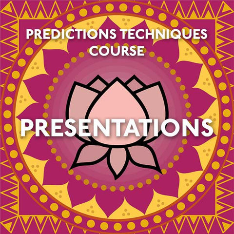 Level 3 Presentations | Predictions Techniques
