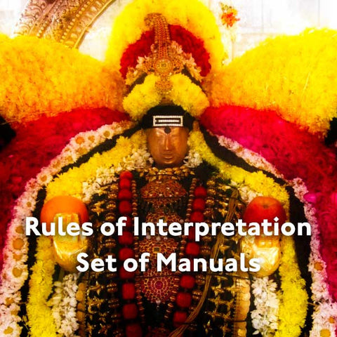 Level 2 Manuals | Rules of Interpretation Course