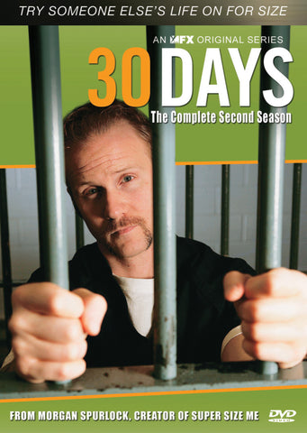 30 DAYS - The Complete Second Season