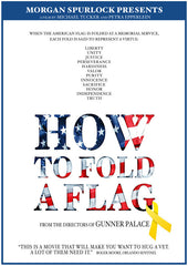 How to Fold a Flag - IAVA
