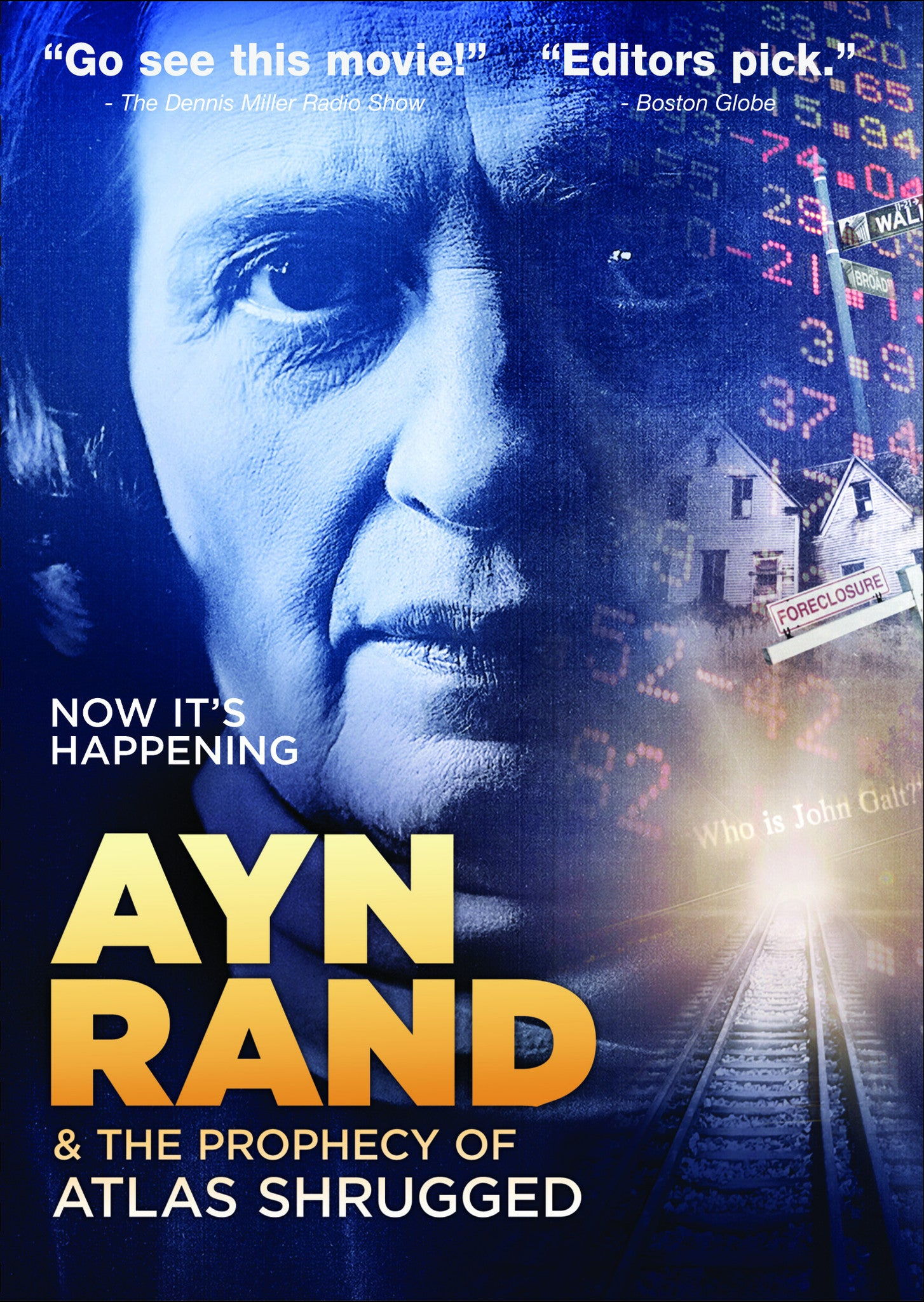 Ayn Rand and the Prophecy of Atlas Shrugged